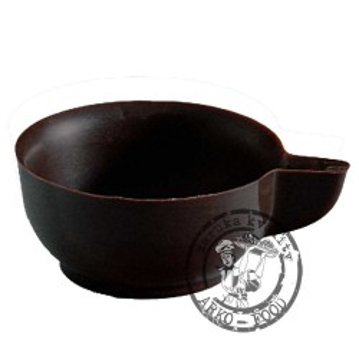Coffe košíček hořká čokoláda (44x 20mm) 48 ks (370g)