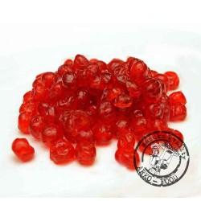 Kandované třešně super (červené) 80 g/vanička
