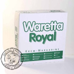 Margarín W. Royal Krem (do krémů) - 2,5 kg