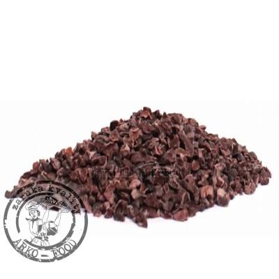 Granella - hrubá drť z pražených kakaových bobů - 500g