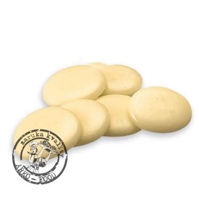 Čokoláda bílá VANINI (pecky) 1 kg/sáček alu