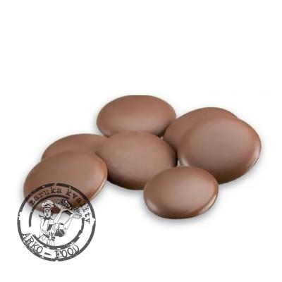 Čokoláda mléčná BIO-ORGANIC PRESTIGE 32% (se třtinovým cukrem) - 500g