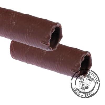 Čoko-trubička bez posypu 115mm - 24ks