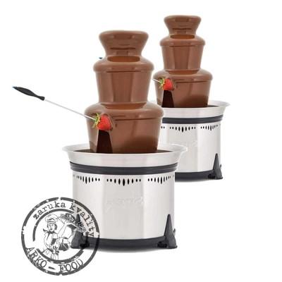 Čokoláda mléčná extra Children, i do fontán 36/38% (pecky) 3 kg/sáček alu