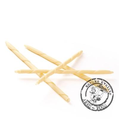 Čokoládové tužky 10cm (bílé) 110 ks/bal (420g)