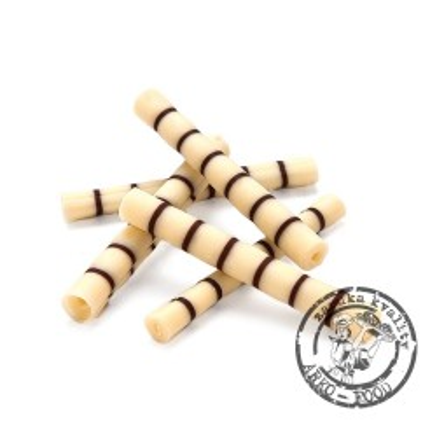 Čokoládové tyčinky Bamboo 7-7,5cm (bílo-hořké) 1,2 Kg/bal