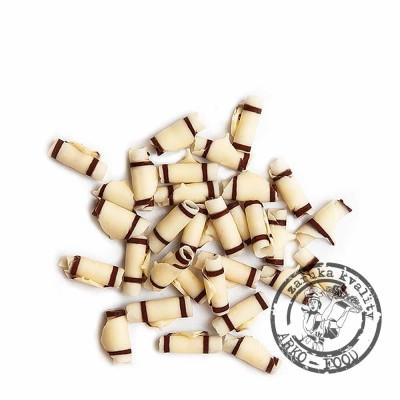 Čokoládové tyčinky Cocos 1,7cm (bílo-hořké) 1,2 Kg/bal