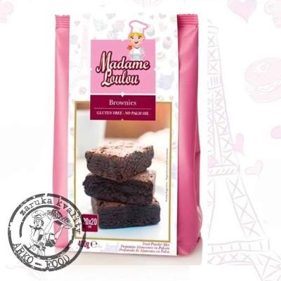 BROWNIES - Bezlepková směs Madame Loulou - 400g