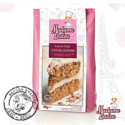 CARROT CAKE (Mrkovový dort) - Bezlepková směs  - 400g