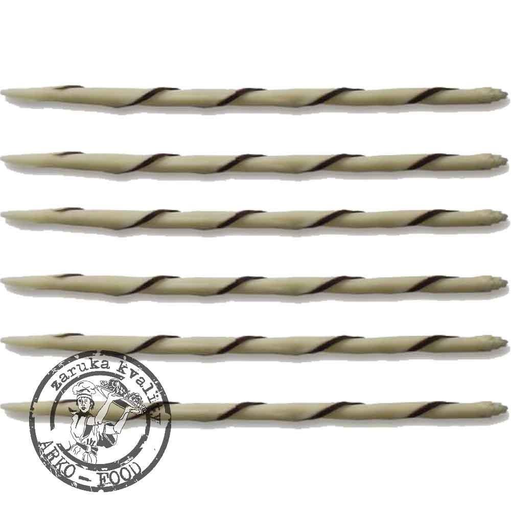 Cigarillo bílá/tmavá (150mm)