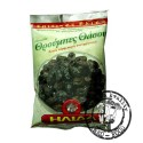 Černé sušené olivy THASSOS 200 g