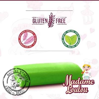 Cukrářská potahovací hmota Madame Loulou RŮŽOVÁ ZÁŘIVÁ- Roll Fondant
