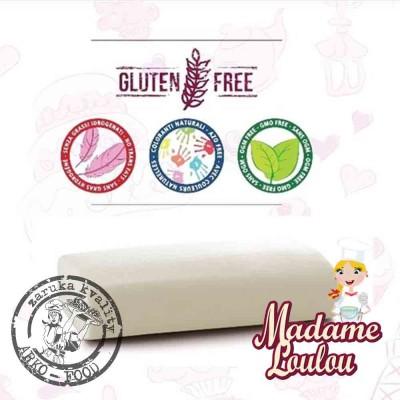 Cukrářská potahovací hmota Madame Loulou BÍLÁ - Roll Fondant