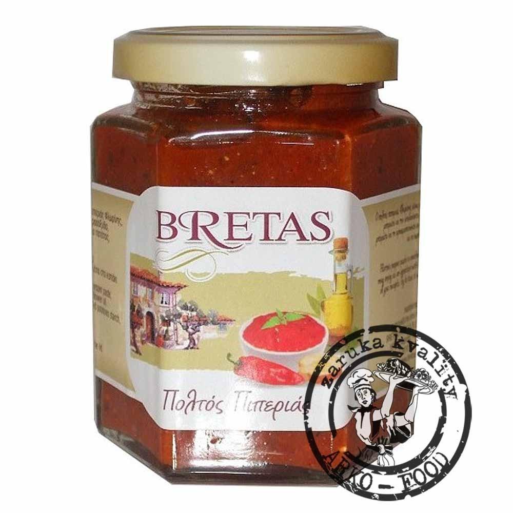 Kápiová pomazánka se sýrem Myzithra 180 g