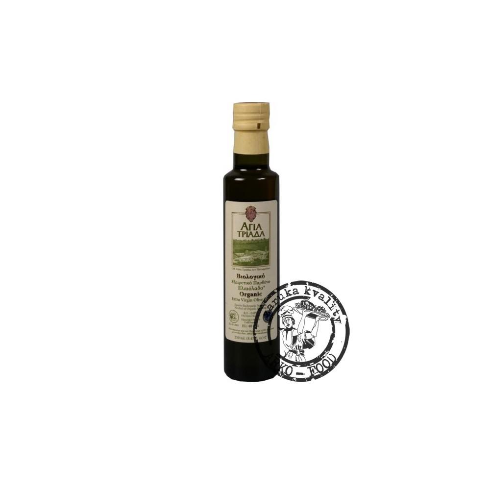 AGIA TRIADA BIO extra panenský olivový olej 250 ml