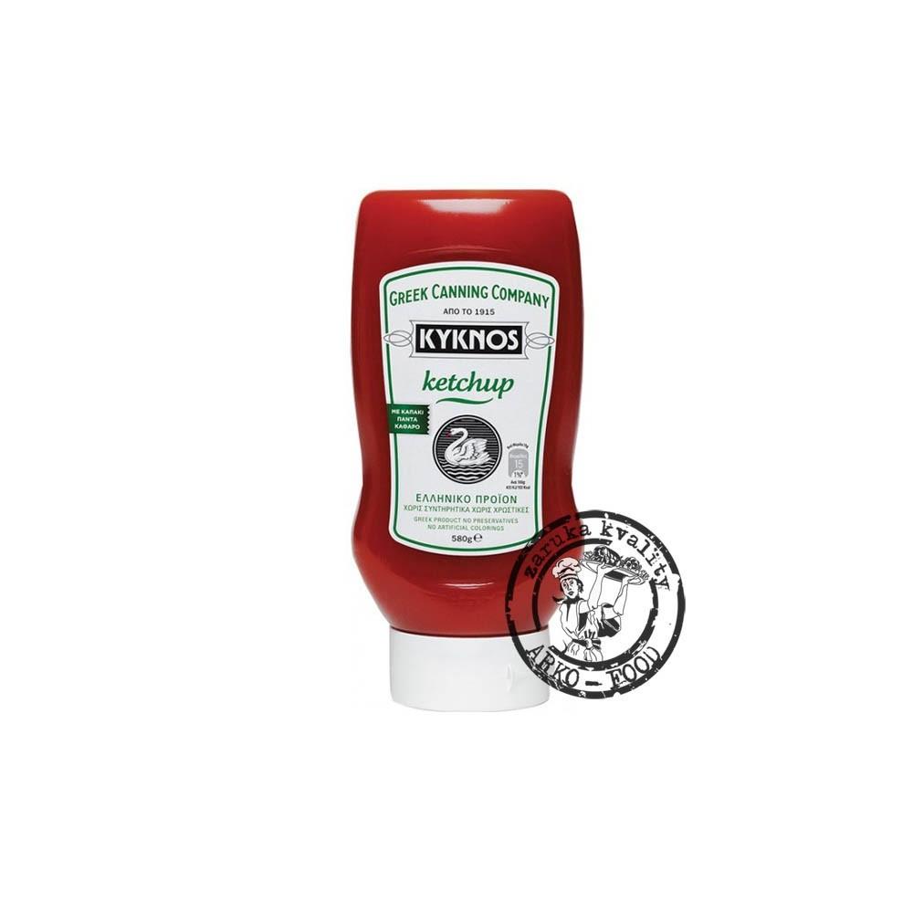 KYKNOS Kečup jemný 580 g PET