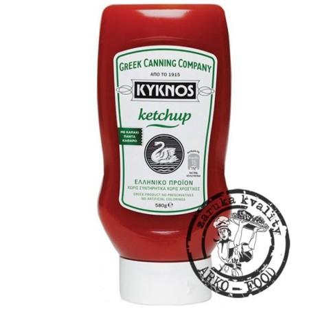 Kečup jemný 580 g PET
