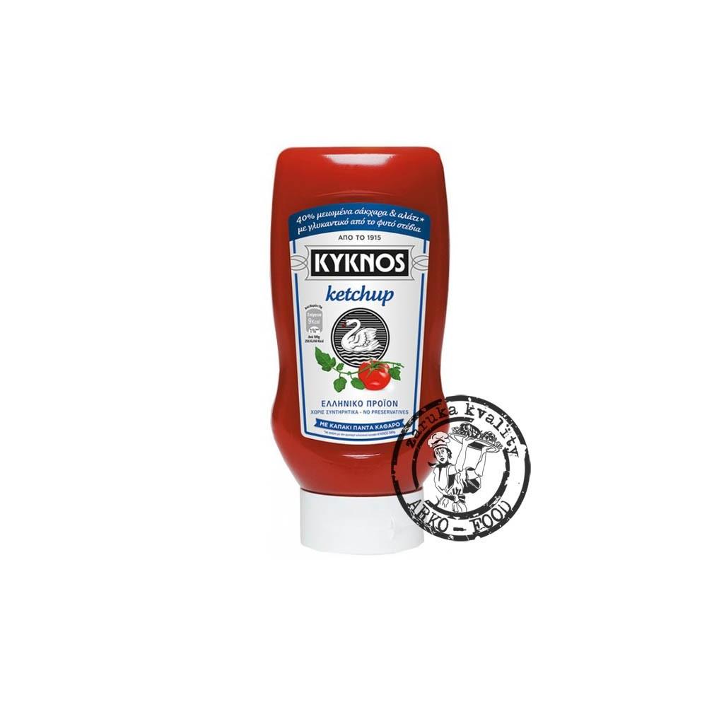 Kečup jemný se stévií 540 g PET