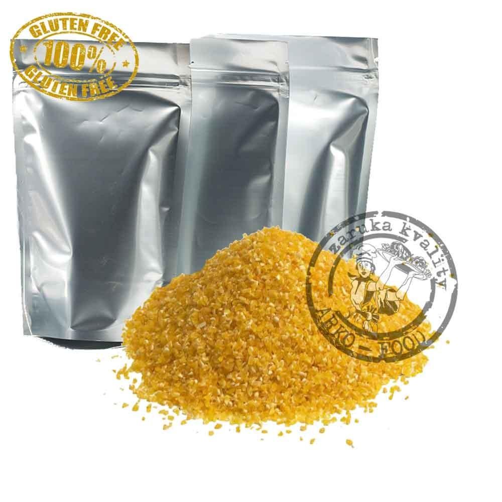 Kukuřičná krupice bezlepková - 1kg