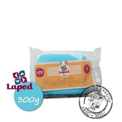 Modelovací hmota s kakaovým máslem (azurová) 300 g/vakuum obal
