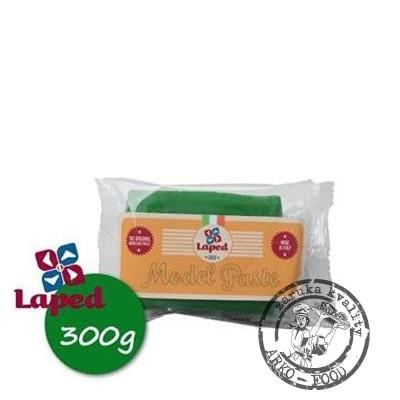 Modelovací hmota s kakaovým máslem (zelená) 300 g/vakuum obal