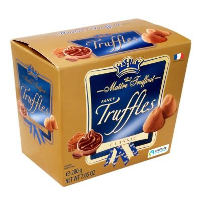 Fancy truffles Classic zlaté 200g