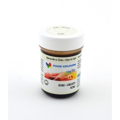 Gelová barva Food Colours (Ecru) tělová 35 g