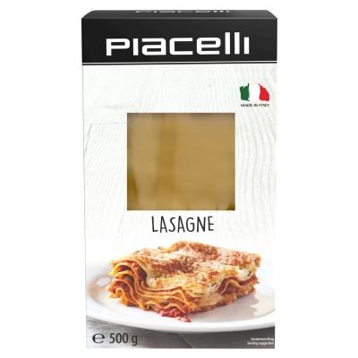 Lasagne plátky 500g Piacelli