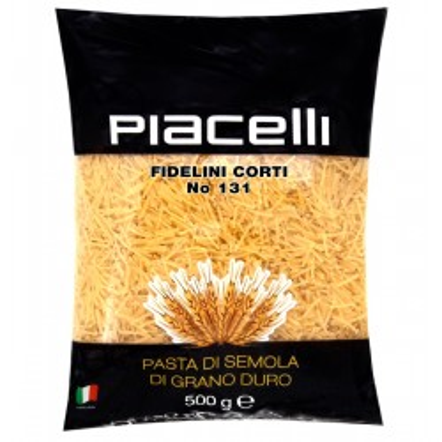 Fidelini Corti 500g  Piacelli