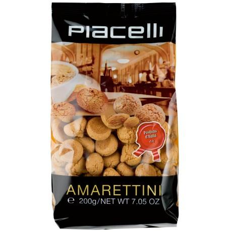 Sušenky Amarettini 200g Piacelli