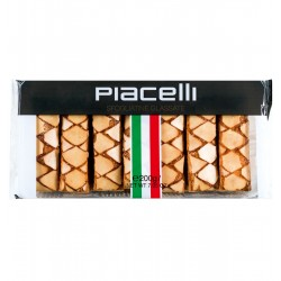 Sušenky Sfogliatine glazované listové těsto 200g Piacelli
