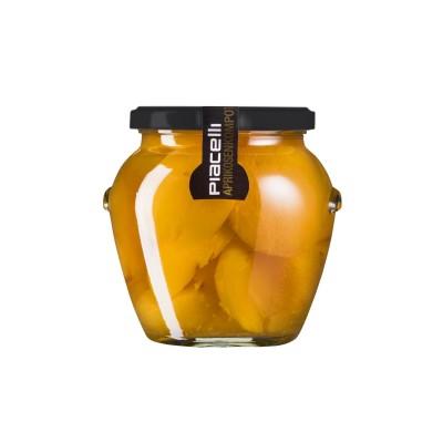 Meruňky v sirupu 570g Piacelli