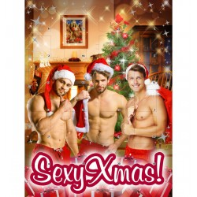 Adventní kalendář – Sexy Men Advent 75g