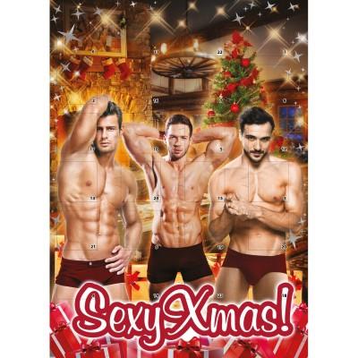 Adventní kalendář - Sexy Winter Dreams Men 75g