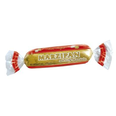 Marcipán v hořké čokoládě 175g Maitre