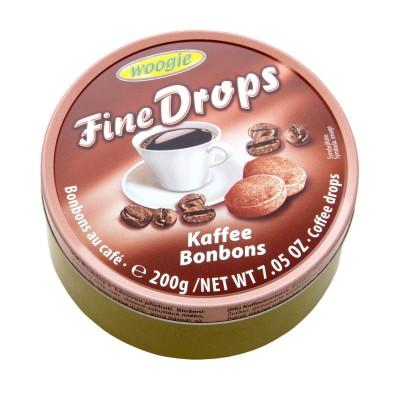 Bonbony s kávovou příchutí 200g Woogie