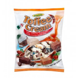 Toffee Cream Soft 300g Woogie