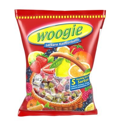 Žvýkací bonbony  500g Woogie