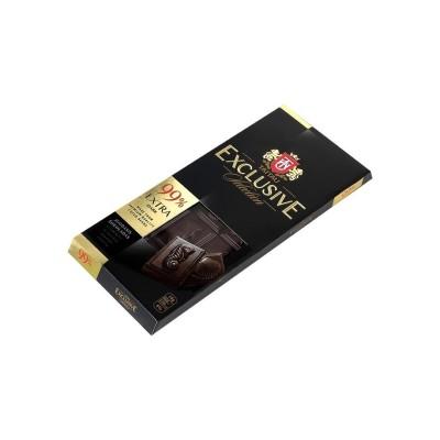 Hořká čokoláda Exclusive 99% 90g TaiTau
