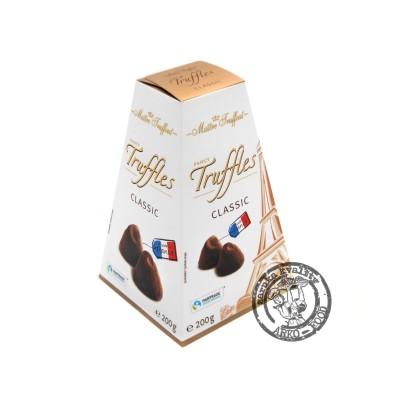 Fancy Truffles Clasic – čokoládoví lanýži v Eiffelově věži 200g Maitre