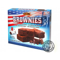 Brownies 240g Meister Moulin