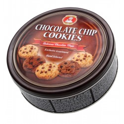Sušenky s čokoládovými kousky 454g Matheo