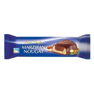 Marcipánovo-nugátová tyčinka v mléčné čokoládě 75g Maitre
