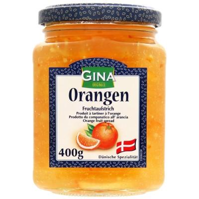 Ovocná pomazánka pomerančová 400g Gina