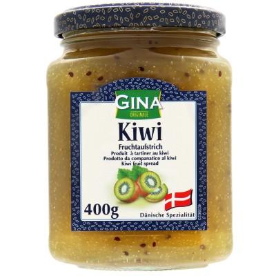 Ovocná pomazánka kiwi 400g Gina