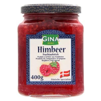 Ovocná pomazánka malinová 400g Gina