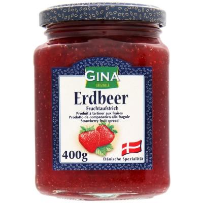 Ovocná pomazánka jahodová 400g Gina