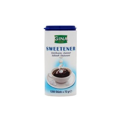 Stolní dávkovač sladidla (umělé sladidlo)