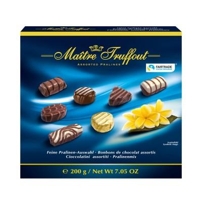 Mix pralinek modrý 200g Maitre