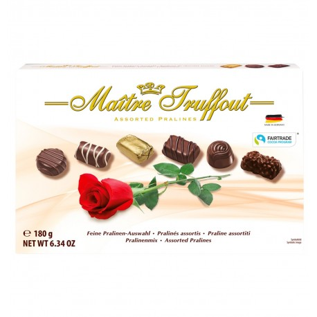 Mix pralinek Rose 180g Maitre